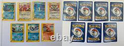 101x Pokemon Cards Expedition Base Set (101/165) Near Complete (WOTC) (2002)