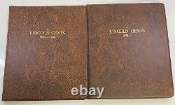 1909 1994 (136) Wheat Cent Lincoln Penny Collection/Set Nearly Complete Album