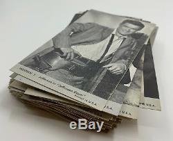 1959 Nu Card Western Complete 64 Card Set In Crisp Near Mint Condition