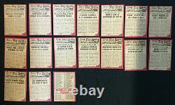 1962 CIVIL War News Near Complete Set British Exmt-nm High Grade 87 Card Set