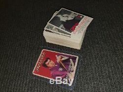 1964 Scanlens Samurai Card Gum SHINTARO Near Complete Set + Header Card Rare