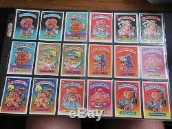 1985 85 GPK USA Garbage Pail Kids Series near complete-1 master SET 87 cards #3