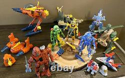 1986 Kenner CENTURIONS Collection Lot of 10 9 100% Complete 1 Near Comp