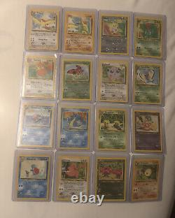 2001 Pokemon TCG The Southern Islands Collection English Near Complete Set NM-LP