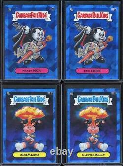 2020 Topps Garbage Pail Kids Sapphire -Nearly Complete Partial Set 155/166 cards