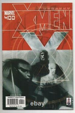 93 Issues of Uncanny X-Men #400-500 NEAR COMPLETE SET! Marvel 2001 VG-NM