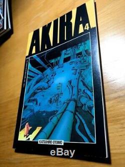 AKIRA Epic comics, nearly complete set