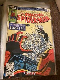 Amazing Spider-Man Lot Near Complete Run of #s 200-500 with#s 238, 252, 300, 361