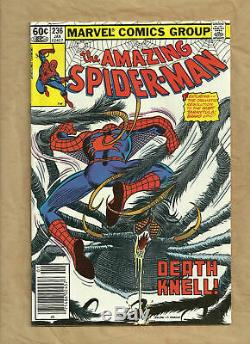 Amazing Spider-Man Near Complete Run #220 236 SCANS 16 Issues Bronze Age