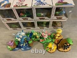 An Afternoon with Eevee and Friends NEAR COMPLETE // 8 Figures // Funko Pokemon