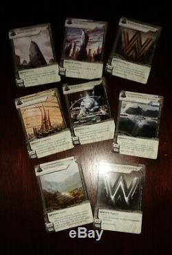 Android Netrunner nearly complete collection with promos