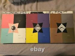 BLACK JACK Osamu Tezuka COMPLETE 17 VOLUME UNREAD NEAR MINT TO MINT BOOK SET