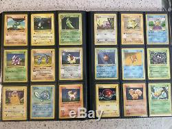Base Set Shadowless Complete Non Holo Set 86 Cards Excellent To Near Mint Rare