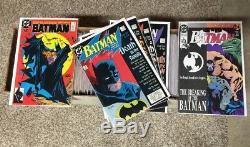 Batman 412-713 New 52 0 1-52 Rebirth 1-83 Near Complete Lot 90% Nm Near Mint