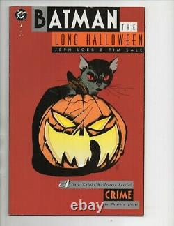Batman Long Halloween #1-13 Missing #3 NEAR COMPLETE SERIES! 1st Prints VG-VF