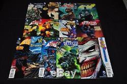 Batman New 52 1-52 + Annual 1-4 Complete Run + Detective near Complete Run Lot