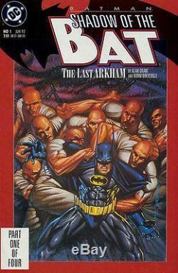 Batman Shadow Of The Bat #0-94 Vf/near Mint Complete Set 1992 & Annuals 1,2,4,5