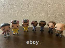 Breaking Bad Funko! Pop, Nearly Complete Vaulted Series Set Without Box