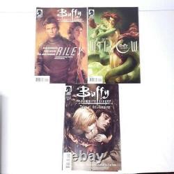 Buffy the Vampire Slayer Season 8 Comic Books 1-40 + Extras Near Complete