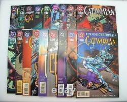 Catwoman Modern Age Huge Lot of (90) DC Comics Near Complete Run