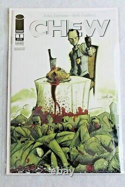 Chew #s 1-60 Complete Run Set with Chicken Poyo 65 Issue Lot Near Mint NM Image
