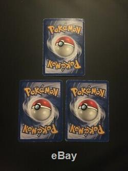 Complete Base Set (Played-Near Mint) 102/102 Pokemon Cards Charizard 4/102