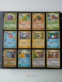 Complete Pokemon Set Ex Team Rocket Returns 95/109 Cards NM near mint