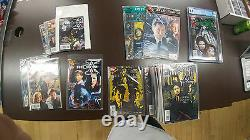 Complete X-Files Comic Collection Gift Set Near Mint