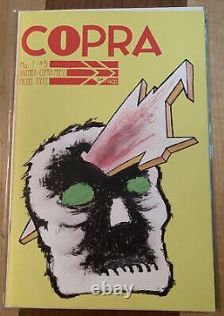 Copra Deathzone! Near Complete Run. Michael Fiffe. Please Read For Details