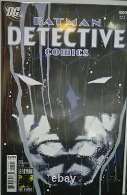 DC Comics DETECTIVE COMICS Rebirth (VF/NM) Near Complete Run