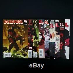Deadpool #1-54 Near Complete Series (daniel Way, Marvel, Volume 2, 2008) Nm/nm+