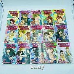Dengeki Daisy English Manga Vol. 1-14 & 16 Near Complete
