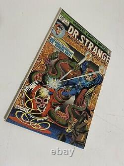 Dr Strange Vol 1 1974 #1-24 near complete lot 1 2 3 4 5 6 7 9 10 11 12 13 14 15+
