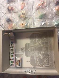 Dragon Ball Plex Mini Big Head Complete Volume 1 and Volume2 DBZ. Near Mint
