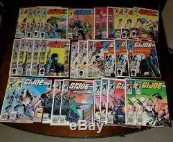 G. I. Joe #2 Thru #141 Marvel 1982 203 Comics Near Complete Set Many Key Issues