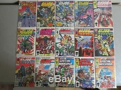 GI Joe 1-149 of 155 Near Complete Set Special Missions Transformers 1-4 Lot