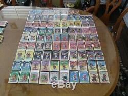 Garbage Pail Kids USA Series 1 Mate Complete Variation Set. Near M/ Mint Condit