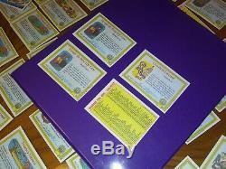 Garbage pail kids series 1 1985 USA Serie complete 82 Card MATTE NEAR MINT/ MINT