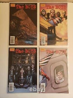 Garth Ennis THE BOYS Comic Lot Near Complete Set 1-23 26-28