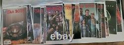 Garth Ennis THE BOYS Comic Lot Near Complete Set. Issues 6,7,9-23,25-41 All NM