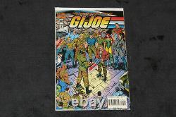Gi Joe 1 155 Near Complete Collection 151 Marvel Comics 1982 Lot 21 25 26 Arah