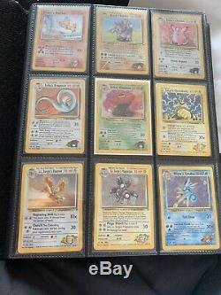 Gym Heroes Gym Challenge Complete Set Pokemon Cards Near Mint Vintage Wotc