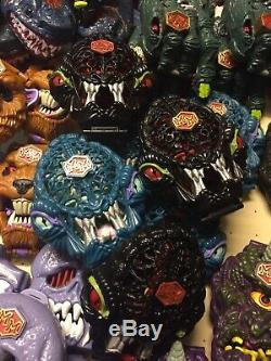HUGE LOT Mighty Max Over 200 Playsets Near Complete Collection Rare Variants