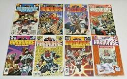 Hardware #1-49 Near Complete Series Set Run DC Milestone LOT of 50 Missing #50