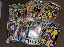 Huge Amazing Spider-Man Lot Near Complete Run of Issue #s 211-283 with212, 265