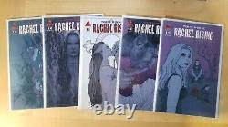 Huge Near Complete Rachel Rising Lot 1-42 Missing 12 & 41 High Grade Terry Moore