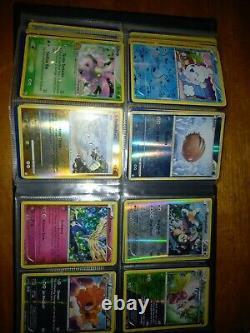 Huge Pokemon Collection near complete sets Holos vintage booster packs
