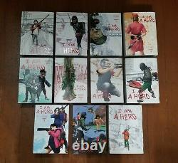 I Am A Hero Manga, 100% Complete, Omnibus Vol. 1-11, Near mint Condition