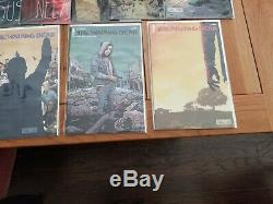 Image Comics Walking Dead #100-193, complete, plus Extras, Near Mint