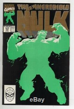 Incredible Hulk #305-400 (-3 Issues) NEAR COMPLETE SET Marvel Comics 1984 FN-VF+